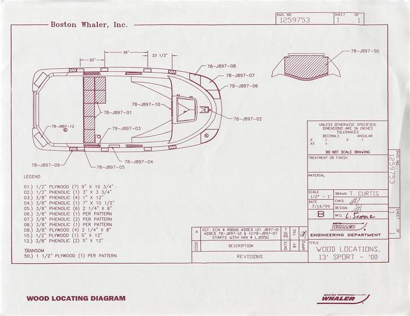 wc1  Boston Whaler Outrage Wiring Diagram Specifications on